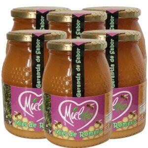 oferta miel de romero mieleko